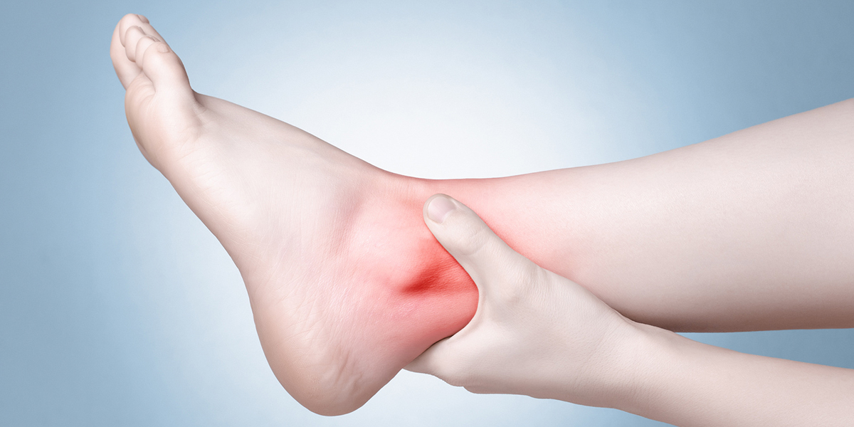 Ankle Pain Relief: Sprain Symptoms and How to Heal