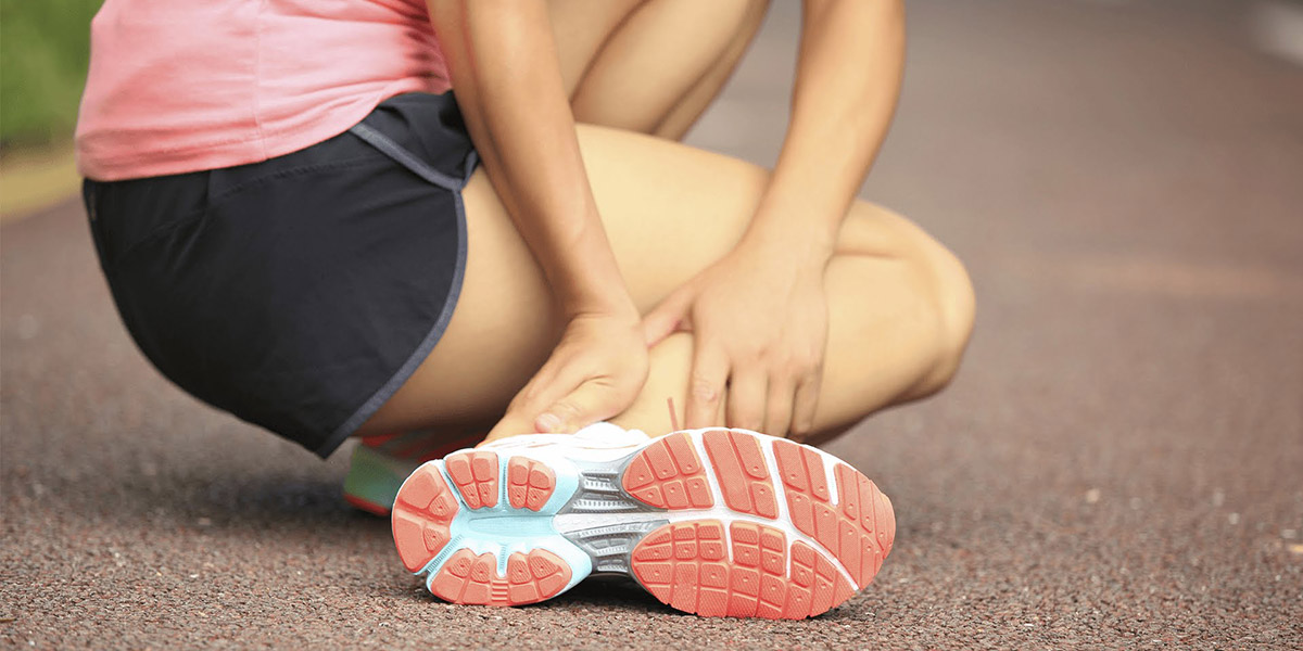 DIY Self Help Treatment For Calf Strain