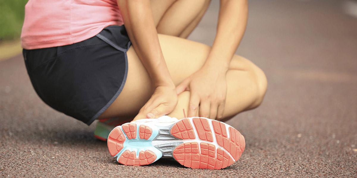 DIY Self Help Treatment For Calf Strain